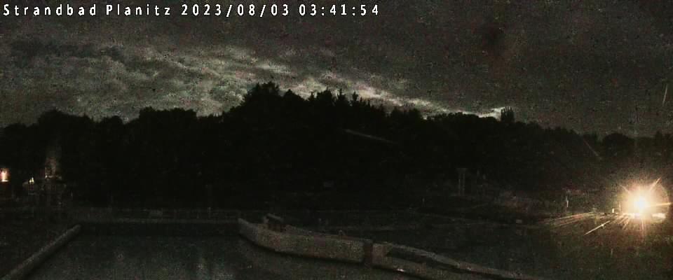 Strandbad Planitz Webcam